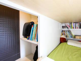 株式会社ブルースタジオ Scandinavian style nursery/kids room