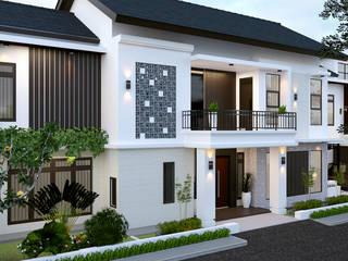 desain rumah Daniya Architect Rumah Minimalis