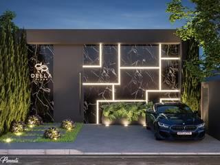 Camila Pimenta | Arquitetura + Interiores Clínicas Mármol Negro