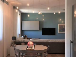 Arch+ Studio ห้องนั่งเล่น