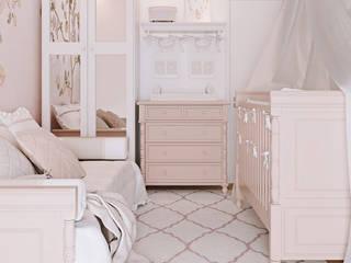 Lilibee 嬰兒/兒童房儲藏櫃 White