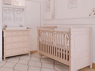 Lilibee 嬰兒/兒童房床具與床鋪 Pink