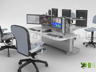 Yantram Architectural Design Studio Corporation Tiendas y espacios comerciales
