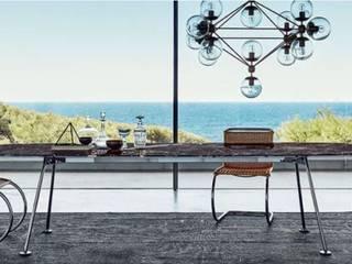 Tables de grands designers : notre sélection Création Contemporaine Salle à mangerTables