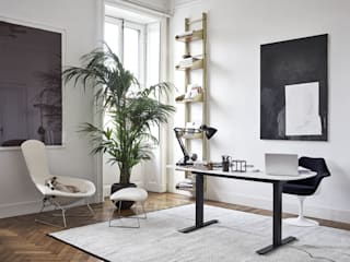 Work from Home : la nouvelle collection Knoll Création Contemporaine BureauBureaux