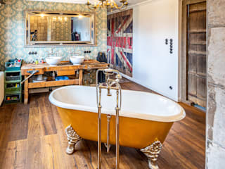 Traditional Bathrooms GmbH Kamar Mandi Gaya Industrial