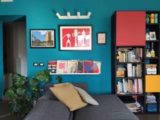 Maria Giovanna Sarno Living roomAccessories & decoration Blue