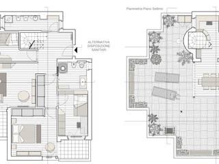 ATTICO A MONZA Arch+ Studio