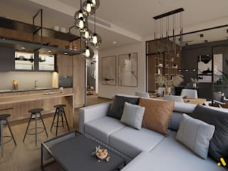 atoato Modern living room