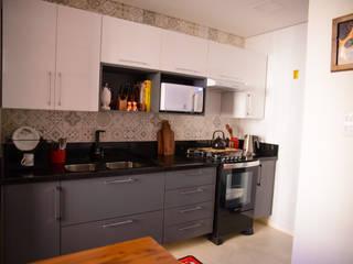 Marcenaria Athos KitchenCabinets & shelves
