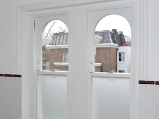 Sash windows portfolio Repair A Sash Ltd Wooden windows Engineered Wood White