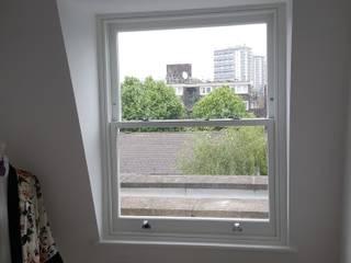 Sash window Repair A Sash Ltd Holzfenster Holzwerkstoff Weiß