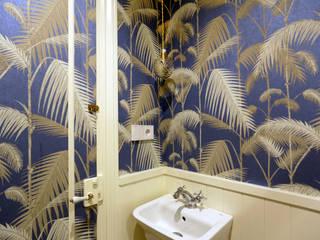 Bitarte arquitectura & interiorismo Salle de bain moderne