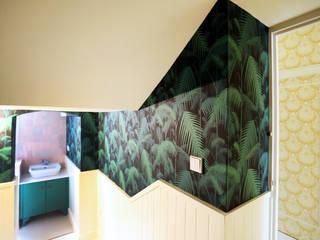 Bitarte arquitectura & interiorismo Salle de bain moderne Vert