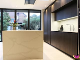 Twickenham Kitchen Project Cattleya Kitchens Dapur Minimalis