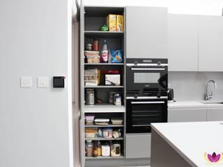 Edgware Kitchen Project Cattleya Kitchens Dapur Minimalis