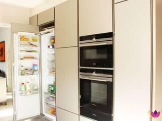 Ealing (4) Kitchen Project Cattleya Kitchens Dapur Minimalis