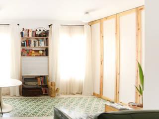 Vivienda en Donostia - San Sebastián Bitarte arquitectura & interiorismo Salones de estilo moderno