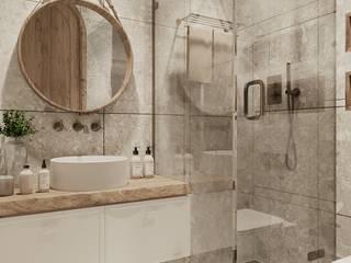 Federica Primerano Modern bathroom