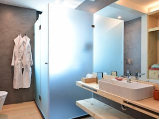 CB|arq Modern hotels Glass Transparent