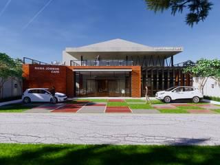 Rawa Jombor Cafe Chans Architect