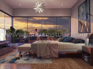 Yantram Architectural Design Studio Corporation Cuartos de estilo clásico