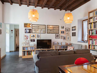 CASCINA A MONZA Arch+ Studio