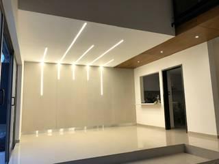 EA ARCHITECTURE & FURNITURE Minimalist dining room