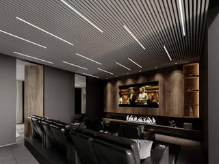 Rebora Arquitectos Electronics Wood Black