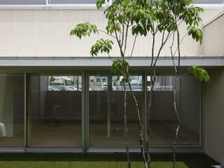 空間建築-傳 Modern Garden White