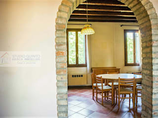 Agenzia Studio Quinto Colonial style kitchen