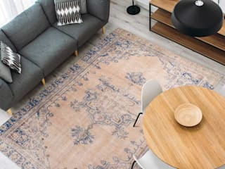 www.tappeti.it Living roomAccessories & decoration Textile Blue