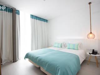H&P Mobiliário e Decoração BedroomTextiles Tekstil Blue