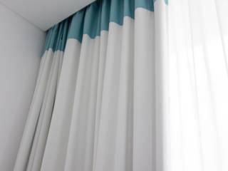 H&P Mobiliário e Decoração BedroomTextiles Textile White