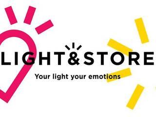 Light & Store Modern study/office