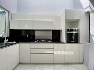 La Central Cocinas Integrales S.A de C.V Built-in kitchens