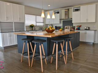 Ergo Designer Kitchens & Cabinetry 置入式廚房 MDF Grey