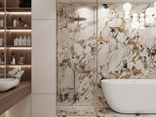 Rubleva Design Baños de estilo clásico