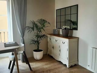 Reforma vivienda LC en Burgos Cimbra47 Comedores de estilo ecléctico