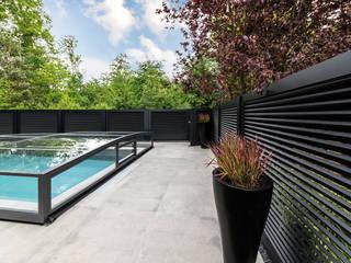 Nordzaun BahçeÇit & Duvarlar Aluminyum/Çinko Siyah