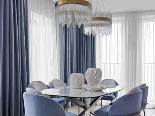 Rubleva Design Comedores de estilo clásico