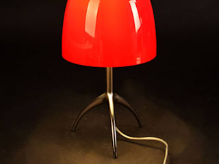 Skapetze Lichtmacher Small bedroom Red