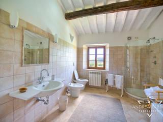 Andrea Fabrizi Country style bathrooms