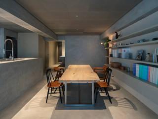 一級建築士事務所 こより Modern living room
