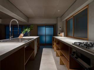一級建築士事務所 こより Modern kitchen