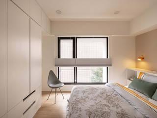 花心 寓子設計 臥室