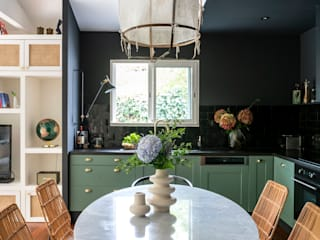Julie Chatelain Kitchen