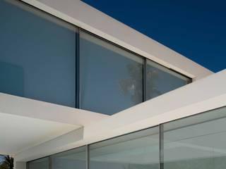 Casa de arena FRAN SILVESTRE ARQUITECTOS Casas de estilo minimalista