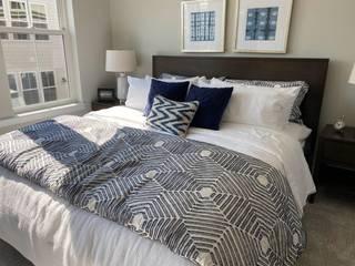 Kleine Schlafzimmer: Einrichtungstipps für mehr Platz und Wohlgefühl press profile homify Kleines Schlafzimmer