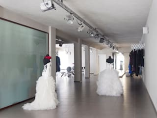 Laboratorio di Progettazione Claudio Criscione Design Escritórios modernos